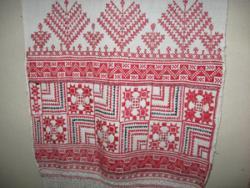 Вышитый рушник (музей в Прохоровке)