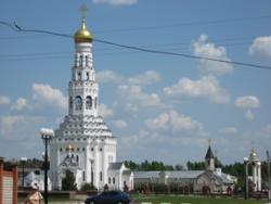 Храм святых Петра и Павла в Прохоровке (Белгородская область)