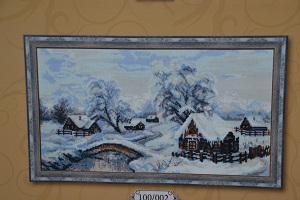 Зимний пейзаж Фото Охапки с Формулы рукоделия